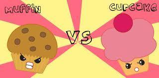 Are you a muffin or a cupcake? (1)