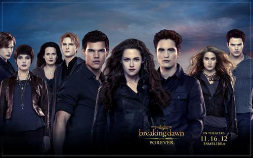 How well do you know Breaking Dawn Part 2?