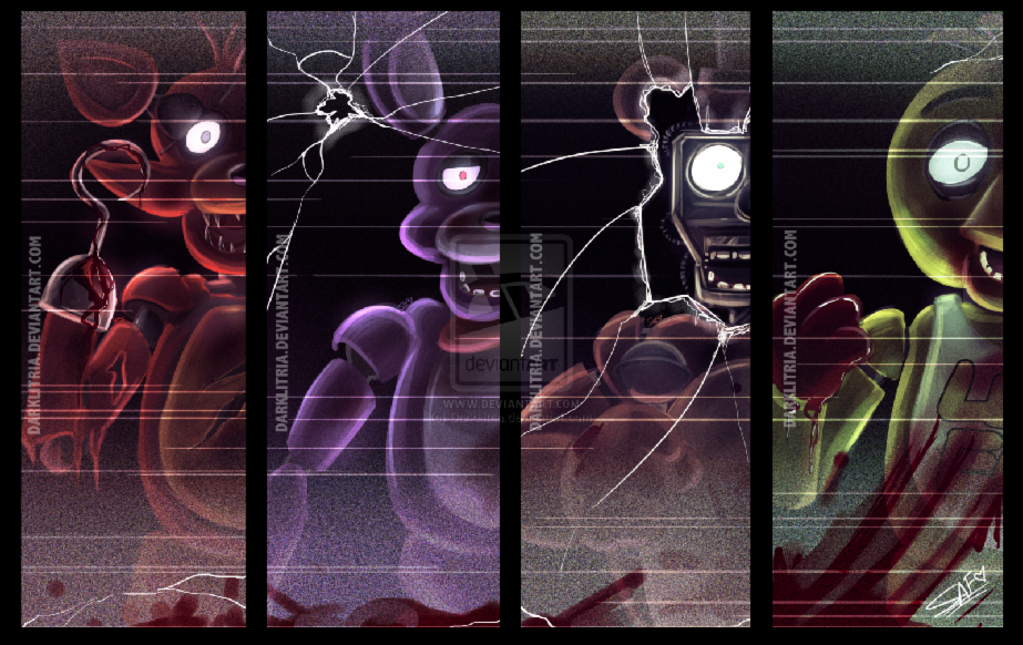 How much do you know about FNAF 1 & 2