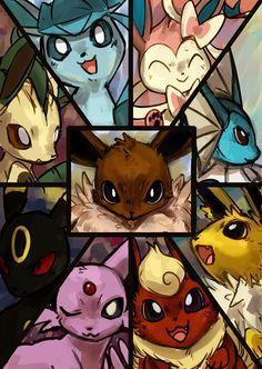 Which Eeveelution Are You!?