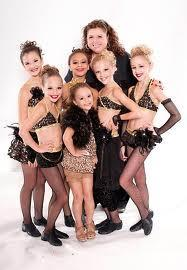 Wich dance mom dancer are you? (1)