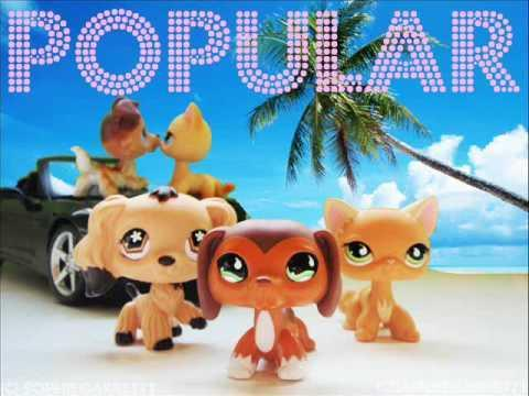 Which LPS Popular character are you? (1)