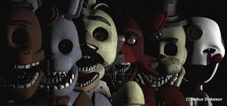 Which Five Nights At Freddy's Animatronic Are You? (2)