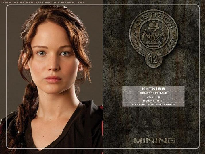 The Hunger Games Quiz (1)