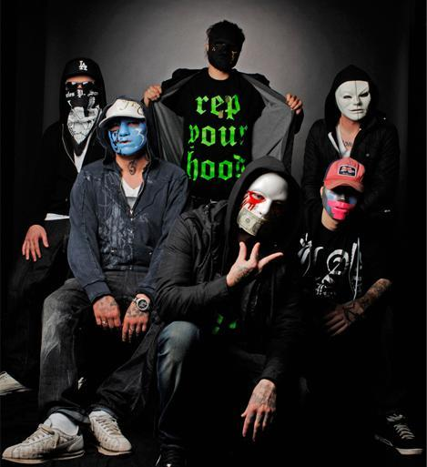 Which Hollywood Undead Member Are You?