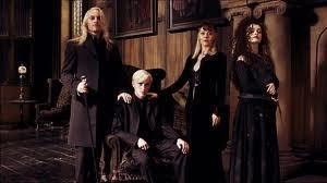 HARRY POTTER - THE MALFOY FAMILY