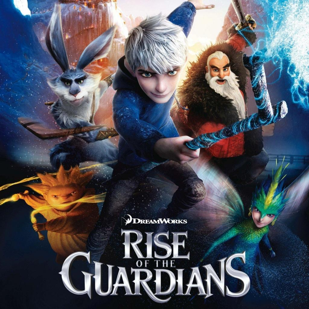 Which rise of the guardians character are you?