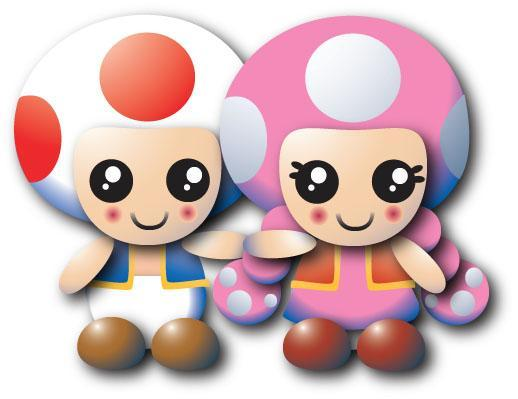 Are you toad or toadette?