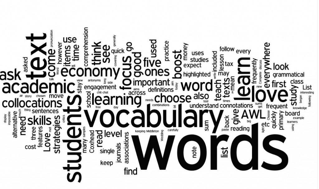 Vocabulary 2