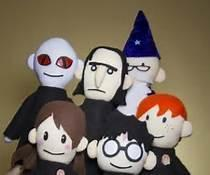 which Harry potter puppet pals character are you?