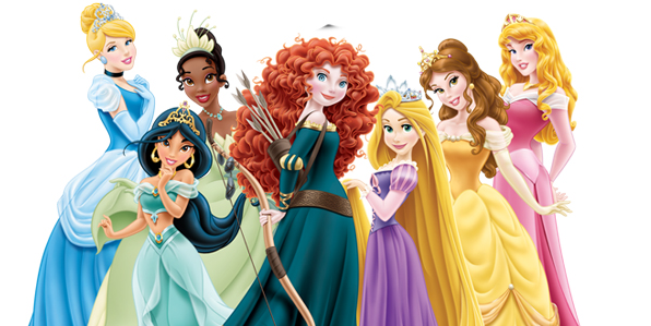 Which Disney Princess Are You? Classic and New