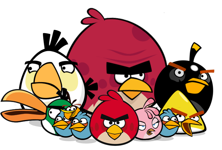 What Angry Bird are you?