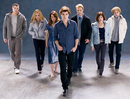 What Twilight Character are you?