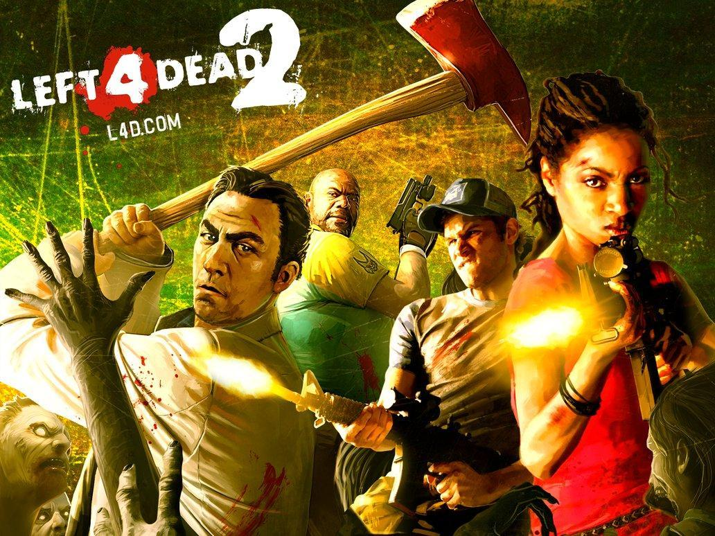 What l4d2 charcter are u??