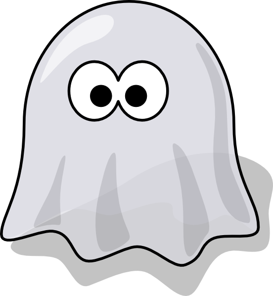 Is a Ghost With You?