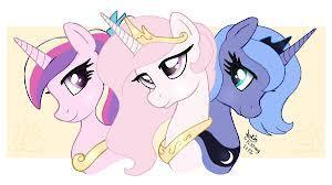 What My Little Pony Princess are You? (1)