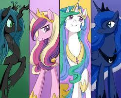 What royal on mlp are you