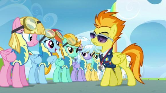 Would you make it in wonderbolts academy?