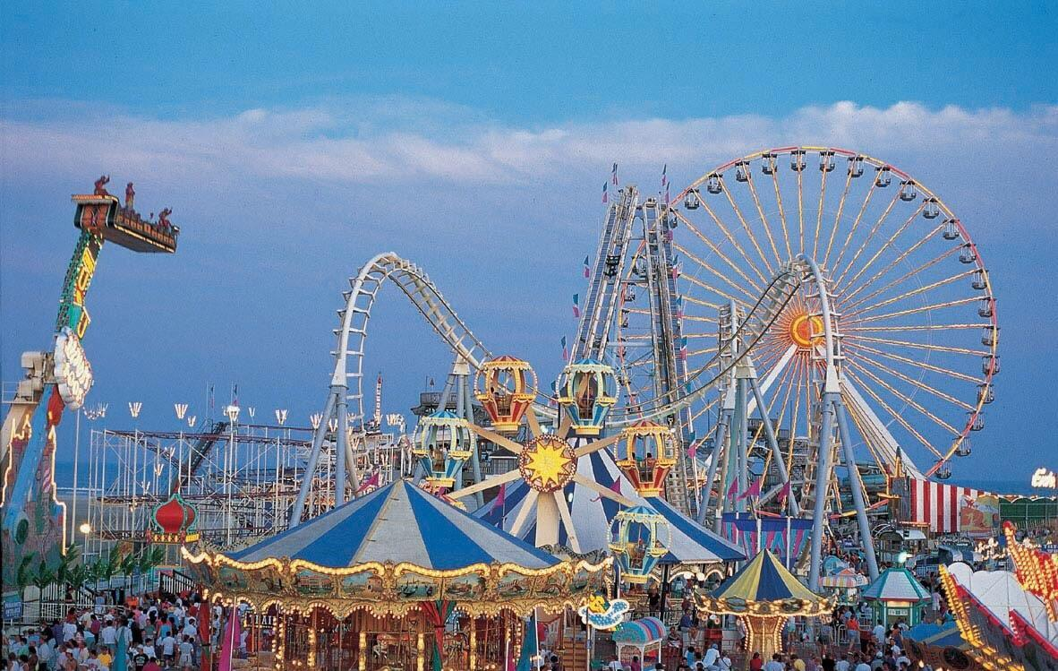 What amusement park ride is best for you?