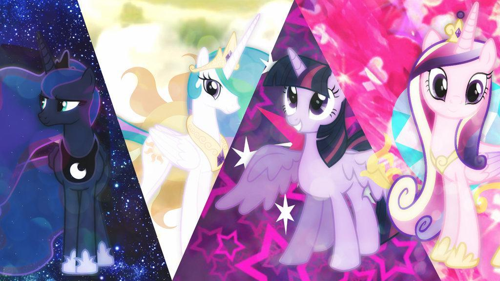 Which pony princess are you? (1)