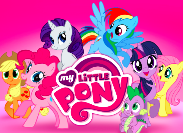 Which my little pony are you (1)