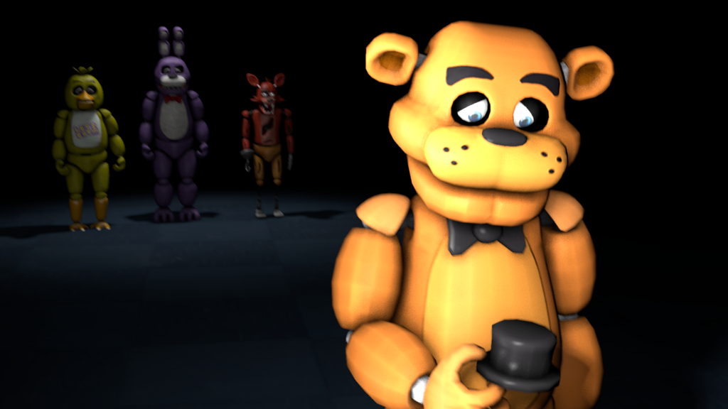 Which fnaf animatronic are you? (1)