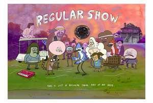 What Regular Show Character are you?