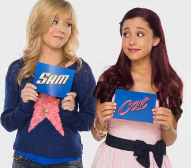 Which Character are you from Sam and Cat