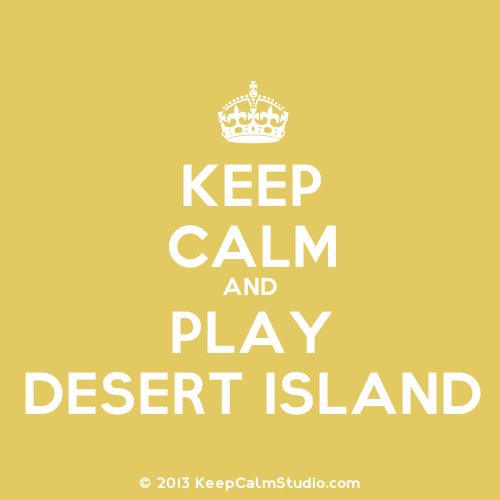 How Much DO YOU KNOW ABOUT DESERT ISLAND???