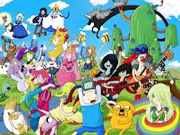 what is your adventure time character