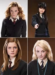 HARRY POTTER - WHICH HOGWARTS GIRL IS BEST SUITED FOR YOU?