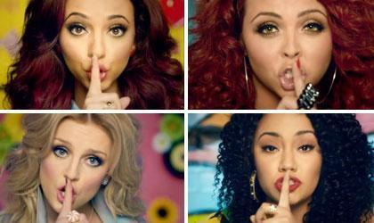 WHO ARE YOU FROM LITTLE MIX!!!