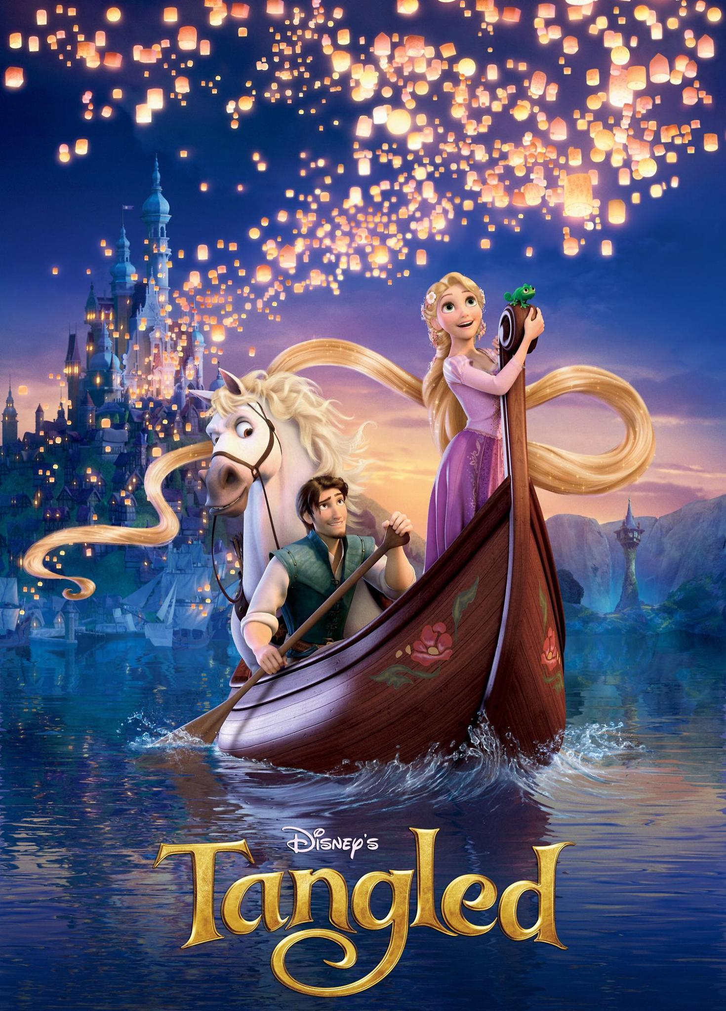 What Tangled Character are you???