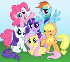 Which pony from the main 6 are you?
