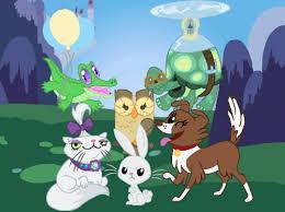 What My Little Pony pet are you? (1)