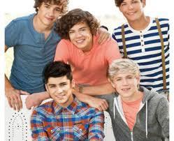 Who's your One Direction Cutie?