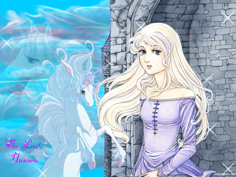 Which The Last Unicorn character are you?
