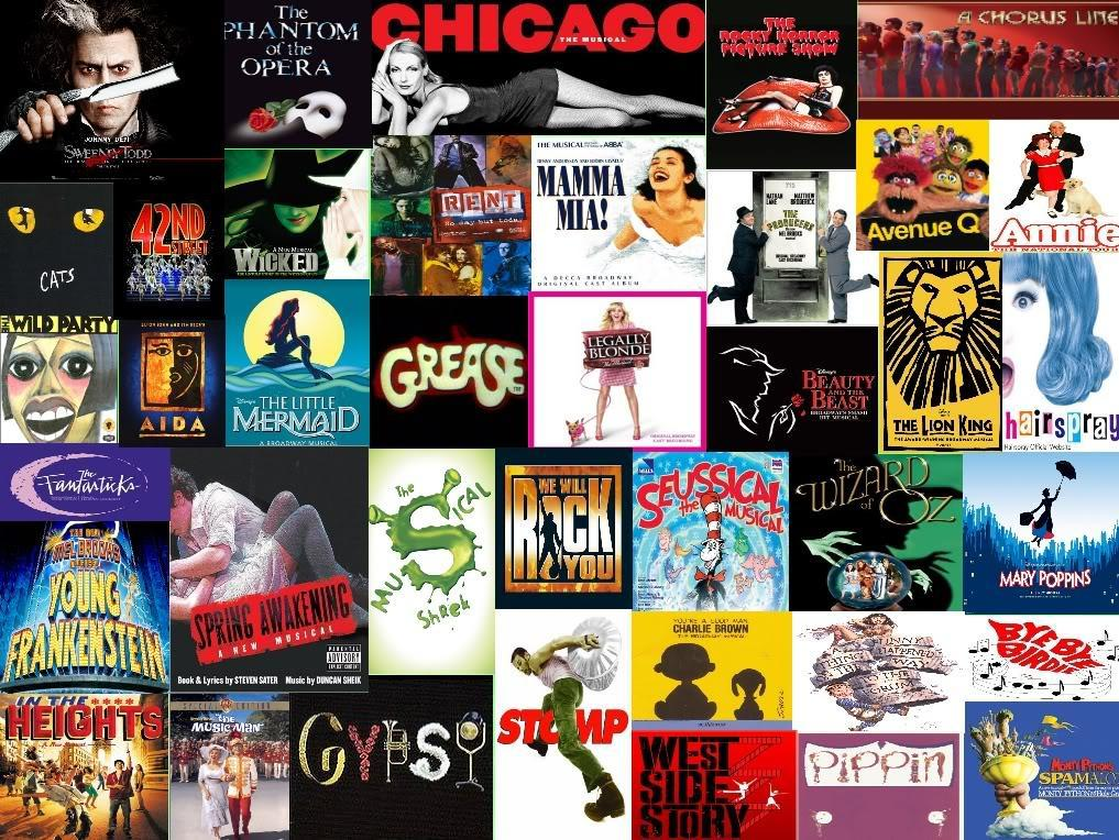 What musical are you?