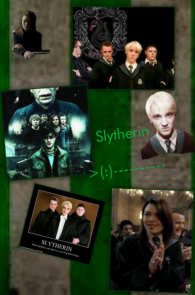 which Slytherin are you?