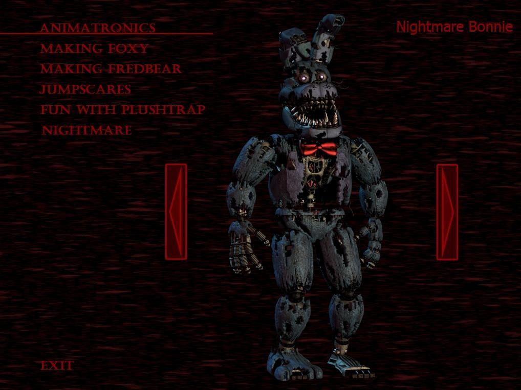 What FNAF 4 Character are u?