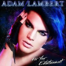 Adam Lambert Song Names