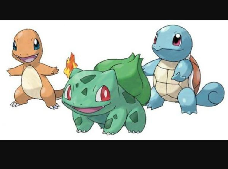 Which Kanto starter Pokemon are you? (1)