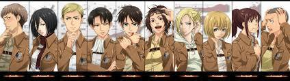 which attack on titan character are you?