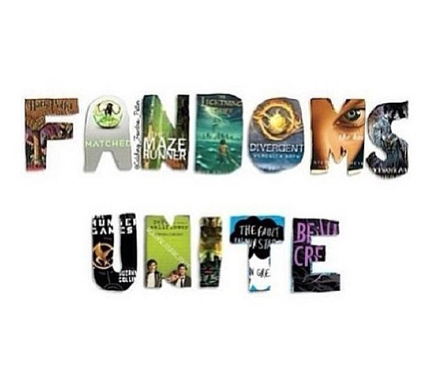 Which Fandom Do You Belong In?