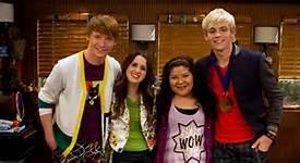 Which Austin and Ally character are you? (1)