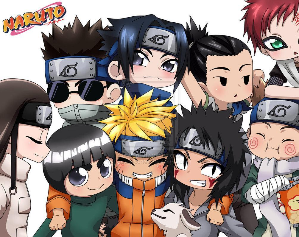 who is your Naruto Boyfriend? (1)