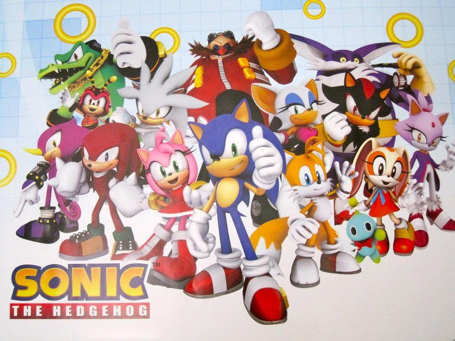 Which sonic character are you like?