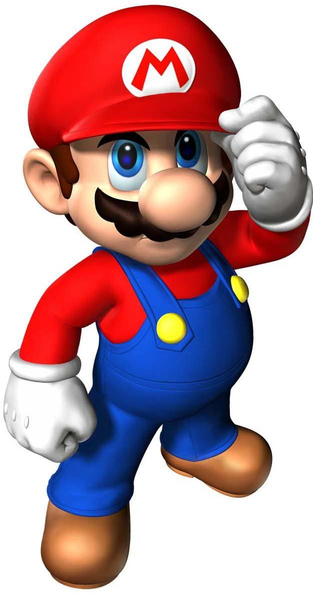 What mario character are you? (1)