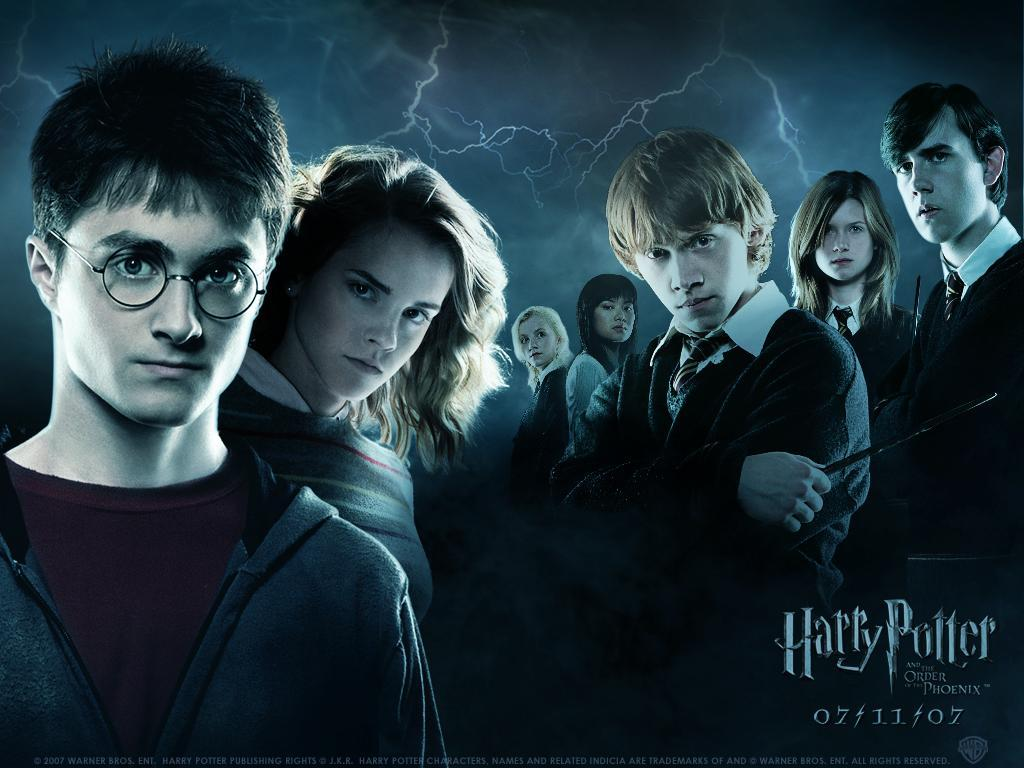 Which Harry Potter Character are you? (4)