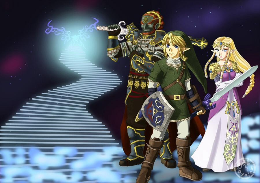 Which Zelda character are you? (1)